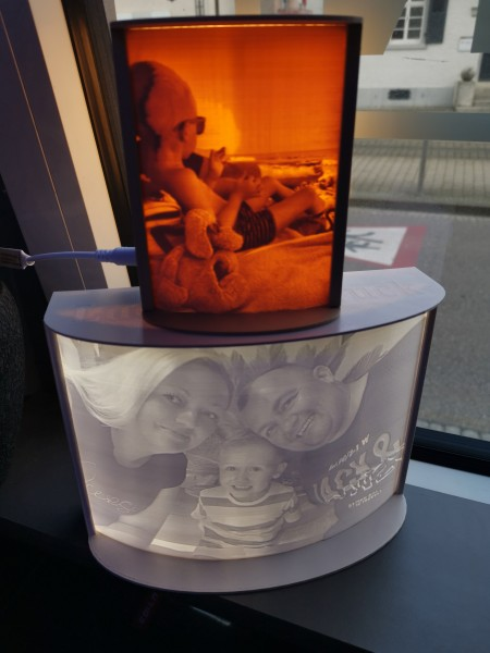 Lithophane Bilder 3D Druck