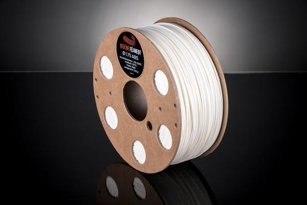 Redline Filament ABS weiss 1.75mm 1Kg