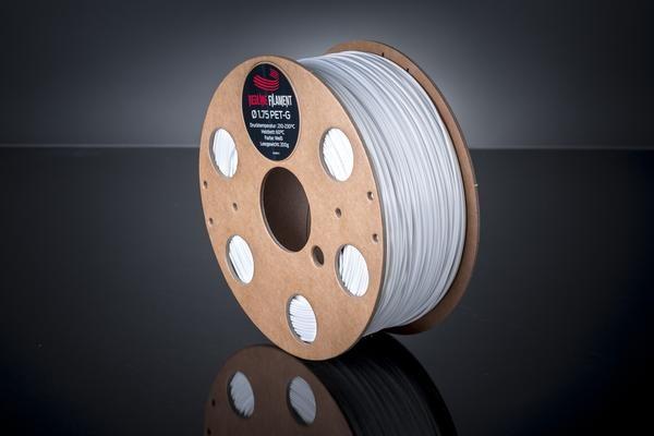 Redline Filament PET-G weiss 1.75mm 1Kg
