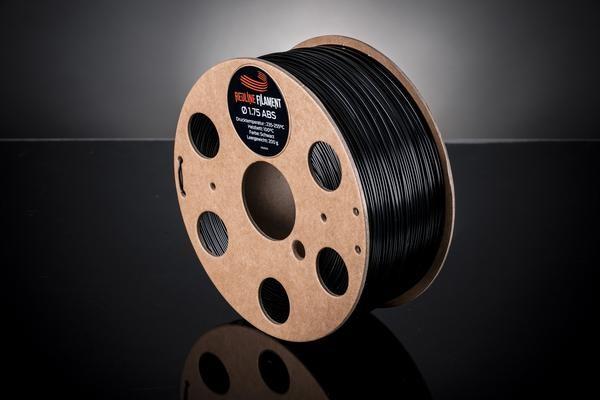 Redline Filament ABS schwarz 1.75mm 1Kg
