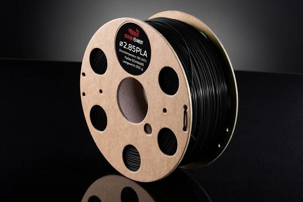 Redline Filament PLA schwarz 1.75mm 1Kg